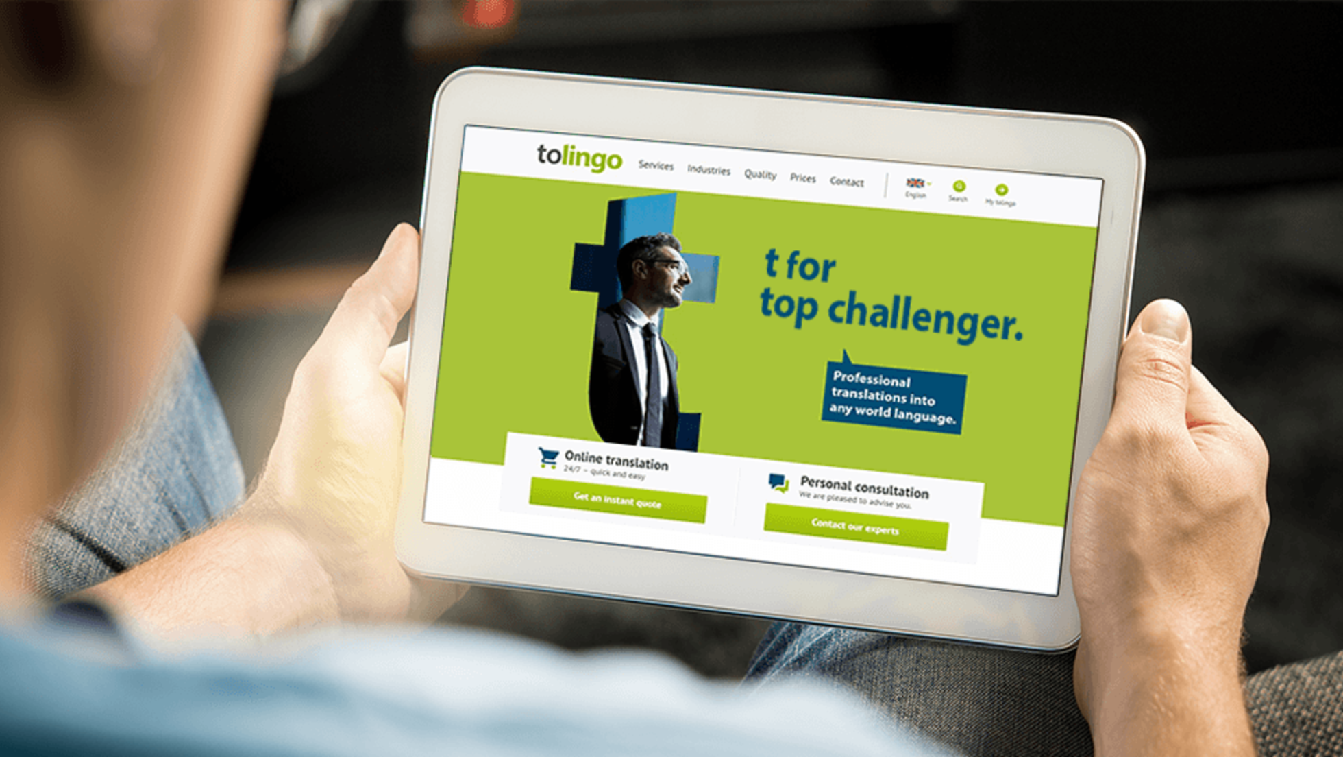 Slator study confirms: tolingo is a top challenger