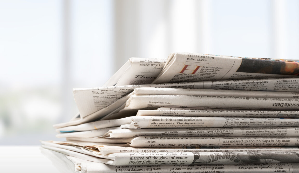 News and information for journalists and the press